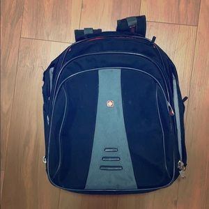 Samsonite padded laptop backpack